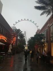 In Las Vegas steht das höchste Riesenrad der Welt